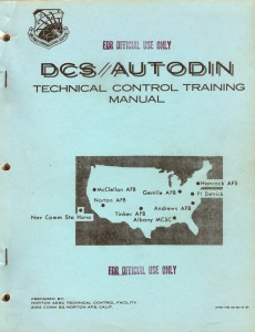 AUTODIN Training Manual