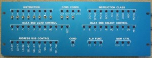 Control Front Panel