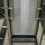 Completed Rack Rails