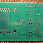 Relay Connector Board Component Side