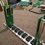 Relay Rail Before Wiring