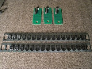 Sequencer Rail Layout