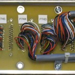 Front Panel Connector Board for ALU