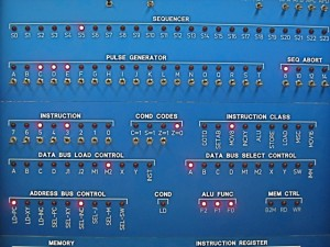 Sequencer and Control Front Panels