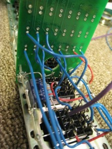 Relay Wiring & Connector Board